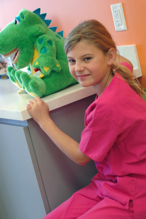 Pediatric Dentist serving The Woodlands, Woodforest and Creekside
